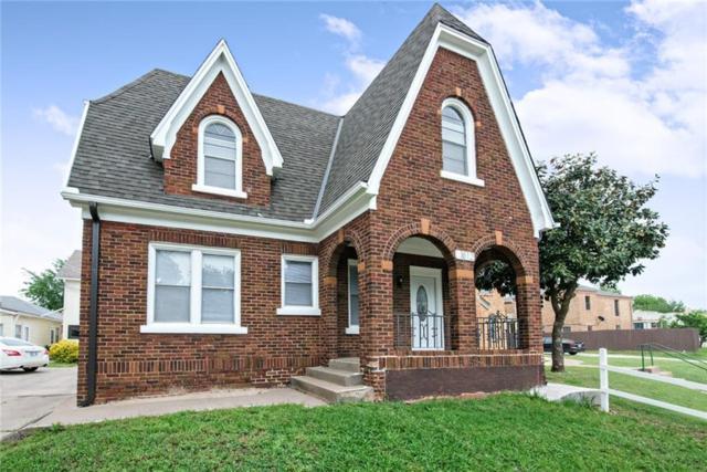 1812 N Gatewood Avenue, Oklahoma City, OK 73106 (MLS #857504) :: Homestead & Co