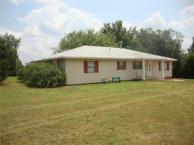 228 Peck, Hydro, Hydro, OK 73048 (MLS #857532) :: KING Real Estate Group