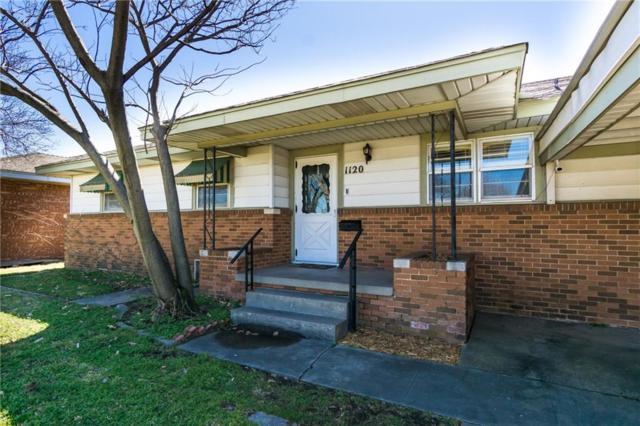 1120 W Robinson Street, Norman, OK 73069 (MLS #857565) :: Homestead & Co