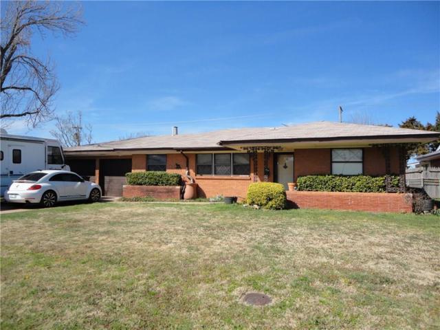 1337 SW 67th Street, Oklahoma City, OK 73159 (MLS #857729) :: Homestead & Co