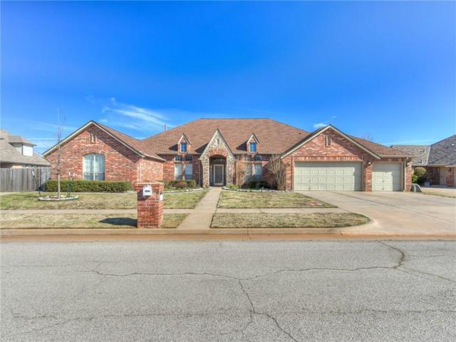 4321 NW 143rd Street, Oklahoma City, OK 73134 (MLS #857730) :: Homestead & Co