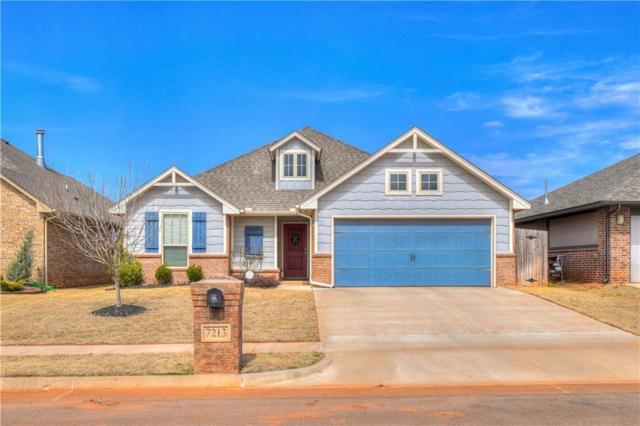 7213 NW 146th Street, Oklahoma City, OK 73142 (MLS #857762) :: Homestead & Co