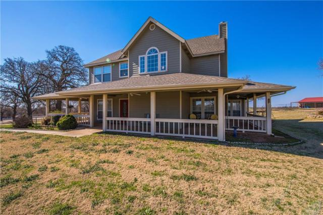 857 Stone Drive, Blanchard, OK 73010 (MLS #857764) :: KING Real Estate Group