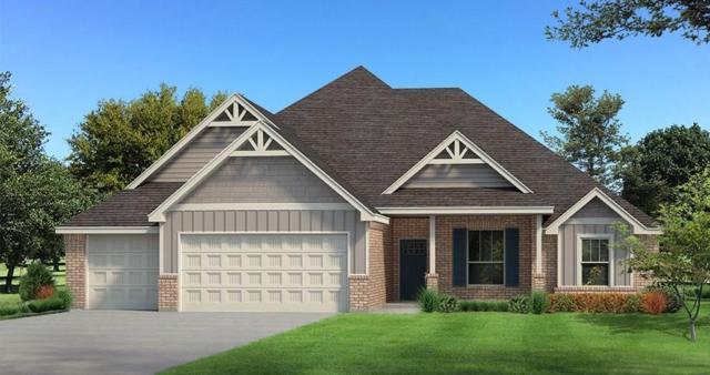 3214 Timber Shadows Drive, Norman, OK 73069 (MLS #857902) :: Homestead & Co