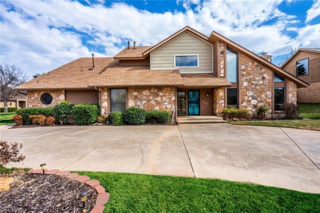 3400 Prairie Grass Road, Oklahoma City, OK 73120 (MLS #857917) :: Homestead & Co