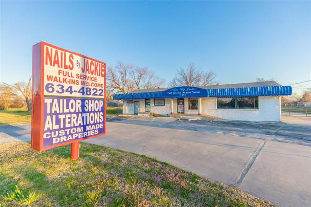 1313 SW 89th Street, Oklahoma City, OK 73159 (MLS #857951) :: Erhardt Group at Keller Williams Mulinix OKC