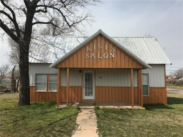 400 S 3rd Street, Sentinel, OK 73664 (MLS #857956) :: Homestead & Co
