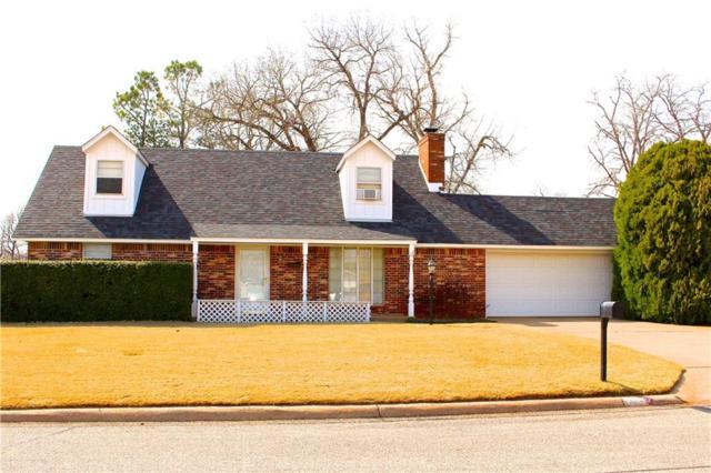 107 Mockingbird Lane, Elk City, OK 73644 (MLS #857967) :: Homestead & Co