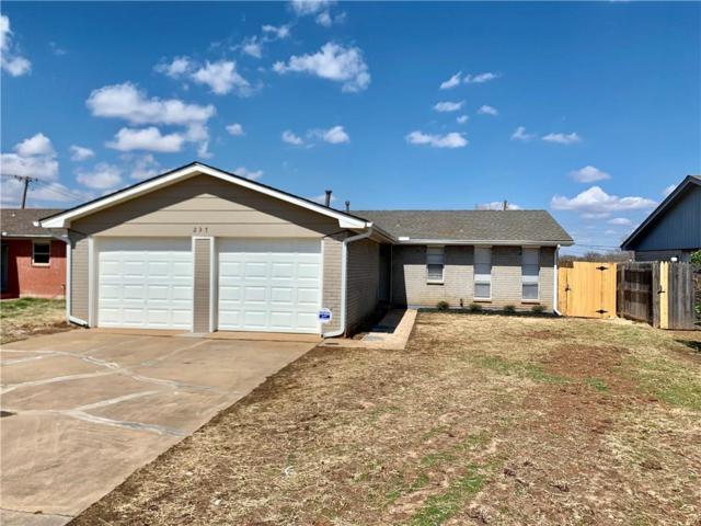 237 NW 87th Street, Oklahoma City, OK 73114 (MLS #857993) :: Homestead & Co