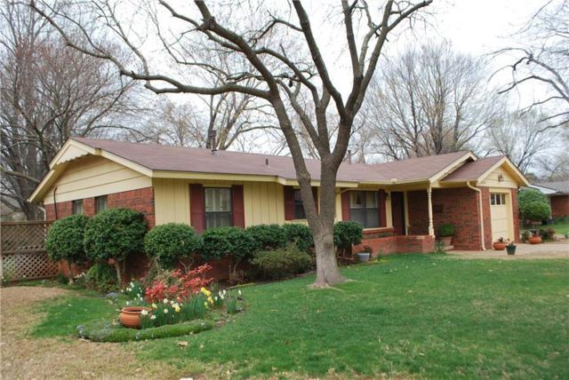 1628 Normandie Drive, Norman, OK 73072 (MLS #858006) :: Homestead & Co