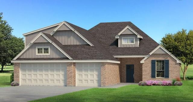 3217 Timber Shadows Drive, Norman, OK 73069 (MLS #858012) :: Homestead & Co