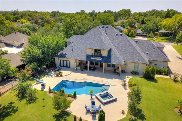 8400 Waverly, Nichols Hills, OK 73120 (MLS #858101) :: Homestead & Co