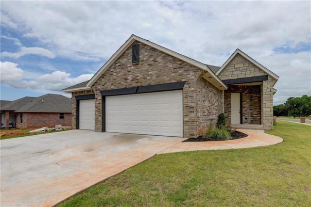 2201 Fallview Drive, Edmond, OK 73034 (MLS #858113) :: Homestead & Co