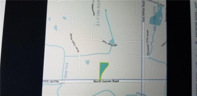 N Sooner Road, Edmond, OK 73013 (MLS #858120) :: KING Real Estate Group