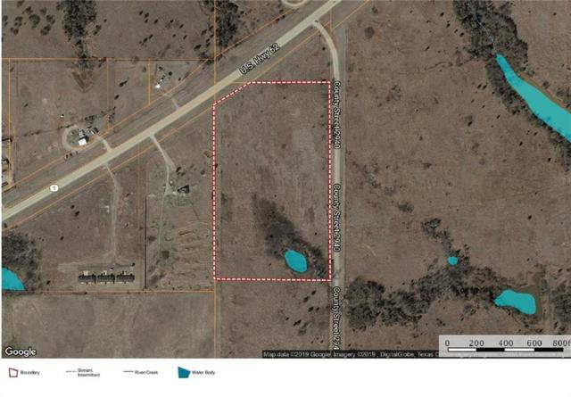 County Street 2940 Street, Blanchard, OK 73010 (MLS #858202) :: Homestead & Co