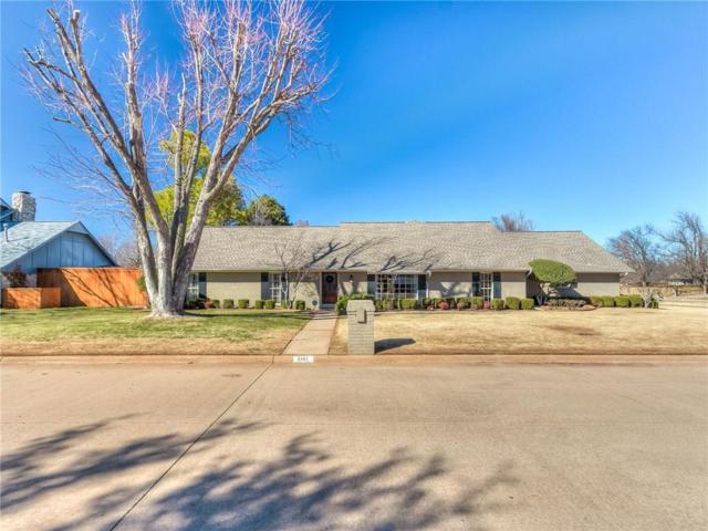 3101 Canyon Road, Oklahoma City, OK 73120 (MLS #858210) :: Homestead & Co