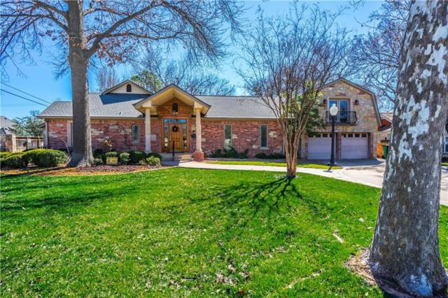 2600 N Somerset Place, Oklahoma City, OK 73116 (MLS #858215) :: Erhardt Group at Keller Williams Mulinix OKC