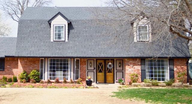 3125 Stonybrook Road, Oklahoma City, OK 73120 (MLS #858221) :: Homestead & Co