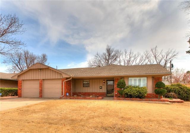 4224 NW 60th Place, Oklahoma City, OK 73112 (MLS #858223) :: Homestead & Co