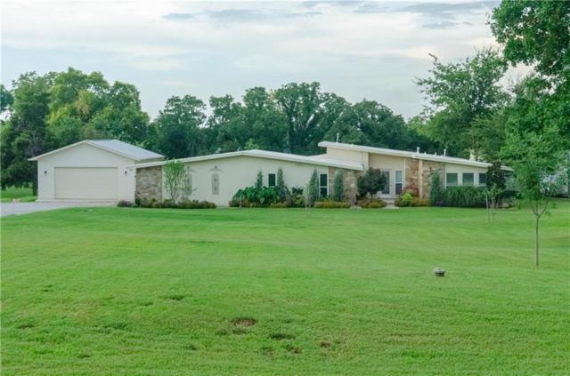 2716 N Charleston Road, Edmond, OK 73025 (MLS #858261) :: Homestead & Co