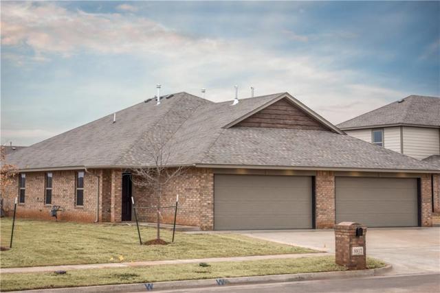 8812 SW 45th Street, Oklahoma City, OK 73179 (MLS #858282) :: Homestead & Co