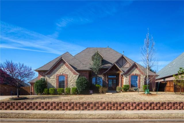 1400 Narrows Bridge Circle, Edmond, OK 73034 (MLS #858298) :: Homestead & Co