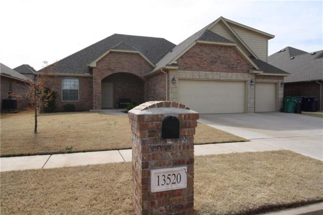 13520 Lancet Lane, Oklahoma City, OK 73142 (MLS #858306) :: Homestead & Co
