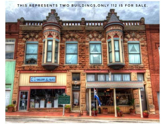 112 E Oklahoma Avenue, Guthrie, OK 73044 (MLS #858374) :: Homestead & Co