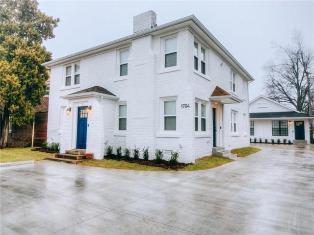 1704 NW 18th Street, Oklahoma City, OK 73106 (MLS #858412) :: Homestead & Co