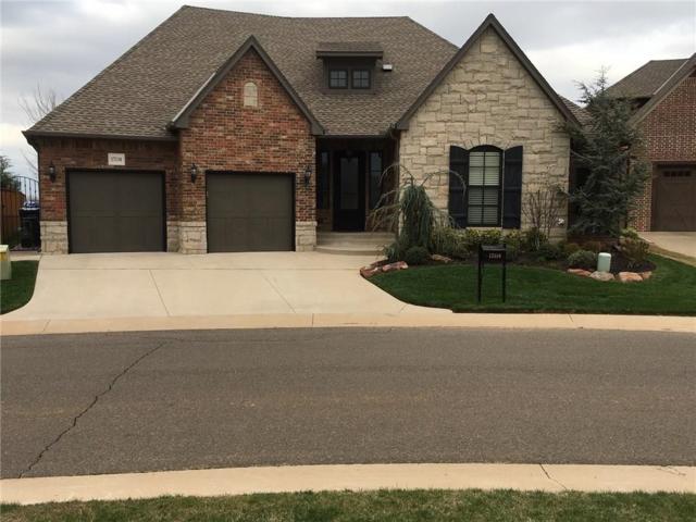 17116 Trophy Drive, Edmond, OK 73012 (MLS #858464) :: Homestead & Co