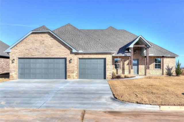 12601 Forest Terrace, Midwest City, OK 73020 (MLS #858465) :: KING Real Estate Group