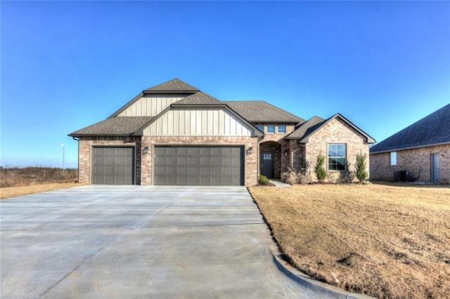 12515 Forest Terrace, Midwest City, OK 73020 (MLS #858470) :: KING Real Estate Group