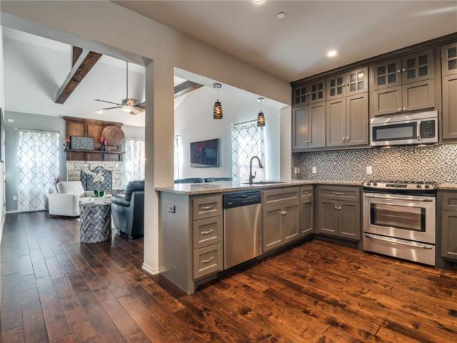 348 Outer Banks Way, Edmond, OK 73034 (MLS #858493) :: Homestead & Co