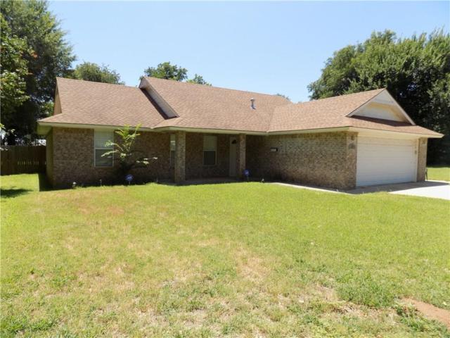 310 W Mississippi, Anadarko, OK 73005 (MLS #858589) :: Homestead & Co