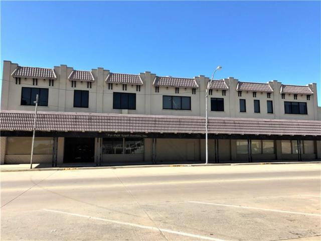 315 E Main Street, Ada, OK 74820 (MLS #858665) :: Erhardt Group at Keller Williams Mulinix OKC