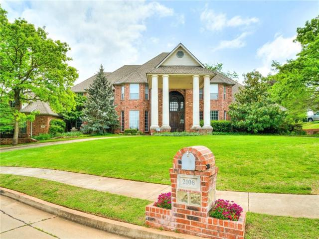 2108 Shilstone Way, Edmond, OK 73013 (MLS #858769) :: Homestead & Co