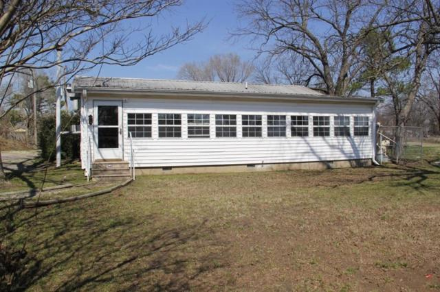 509 E Highway 9 Highway, Wetumka, OK 74883 (MLS #859808) :: Homestead & Co
