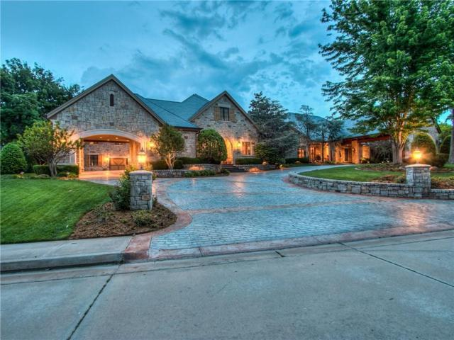 6400 Oak Tree Drive, Edmond, OK 73025 (MLS #859835) :: KING Real Estate Group