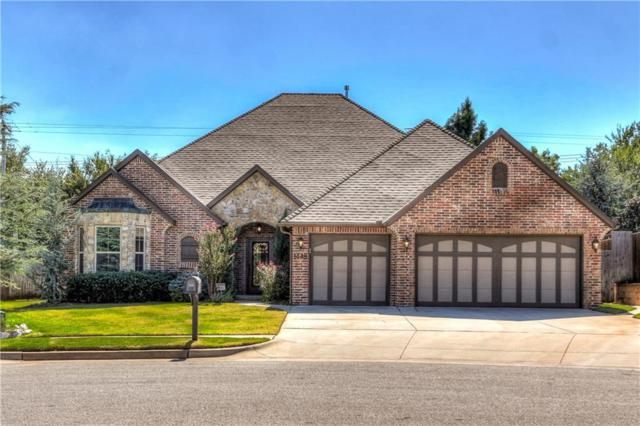 1448 Bay Bridge Court, Edmond, OK 73034 (MLS #860214) :: Homestead & Co