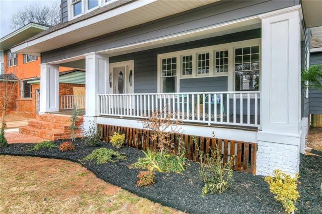 615 NW 18th Street, Oklahoma City, OK 73103 (MLS #860221) :: Homestead & Co