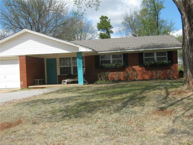 413 W Van Buren Avenue, Purcell, OK 73080 (MLS #860232) :: Erhardt Group at Keller Williams Mulinix OKC