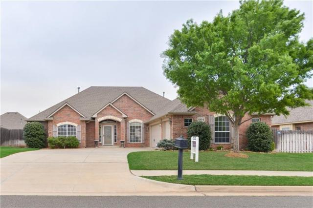3904 Lockhart Drive, Edmond, OK 73013 (MLS #860245) :: Homestead & Co