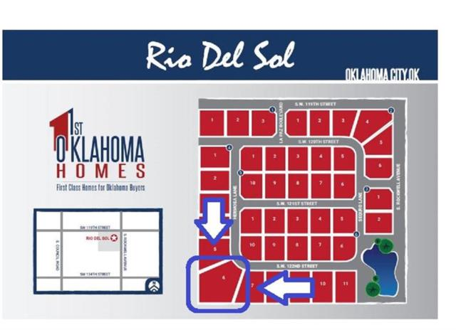 12217 Hermosa Lane, Oklahoma City, OK 73173 (MLS #860272) :: Homestead & Co