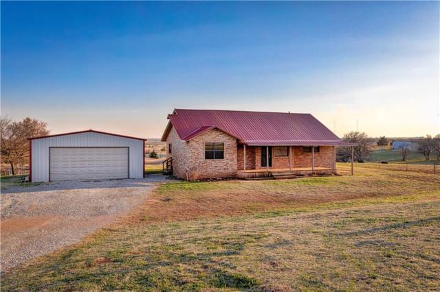 19688 E 1080 Road, Elk City, OK 73644 (MLS #860317) :: Homestead & Co