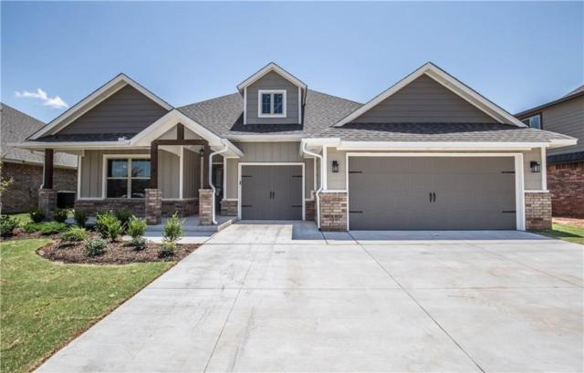 3008 NW 185th Terrace, Edmond, OK 73012 (MLS #860335) :: Homestead & Co