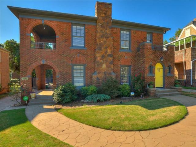 726 NE 17th Street, Oklahoma City, OK 73105 (MLS #860367) :: Homestead & Co