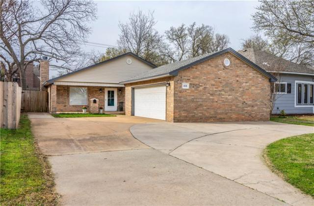 808 NW 43rd Street, Oklahoma City, OK 73118 (MLS #860488) :: Erhardt Group at Keller Williams Mulinix OKC