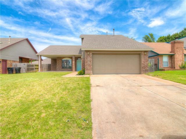 1421 NE 25th Street, Moore, OK 73160 (MLS #860511) :: Homestead & Co