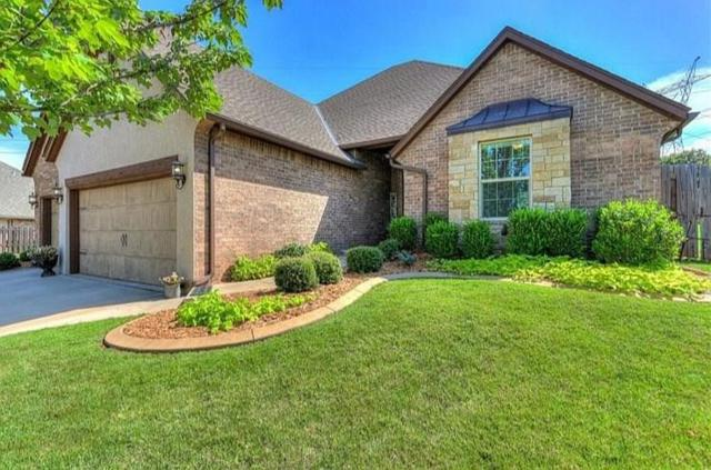 2908 Saint Fergus Drive, Edmond, OK 73034 (MLS #860545) :: Homestead & Co