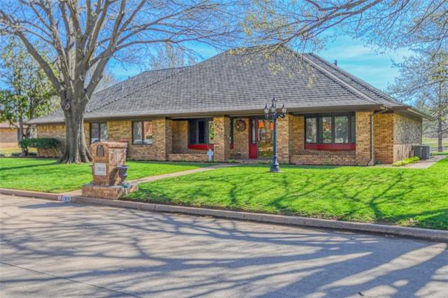 2819 Country Club Drive, Chickasha, OK 73018 (MLS #860575) :: KING Real Estate Group
